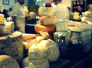 Cowgirl Creamery, Penny's dream job