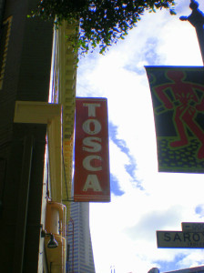 new & improved Tosca on Columbus