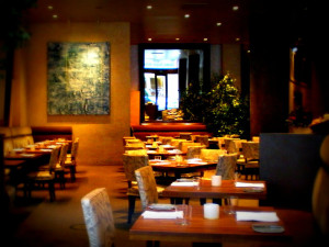 Financial District eatery