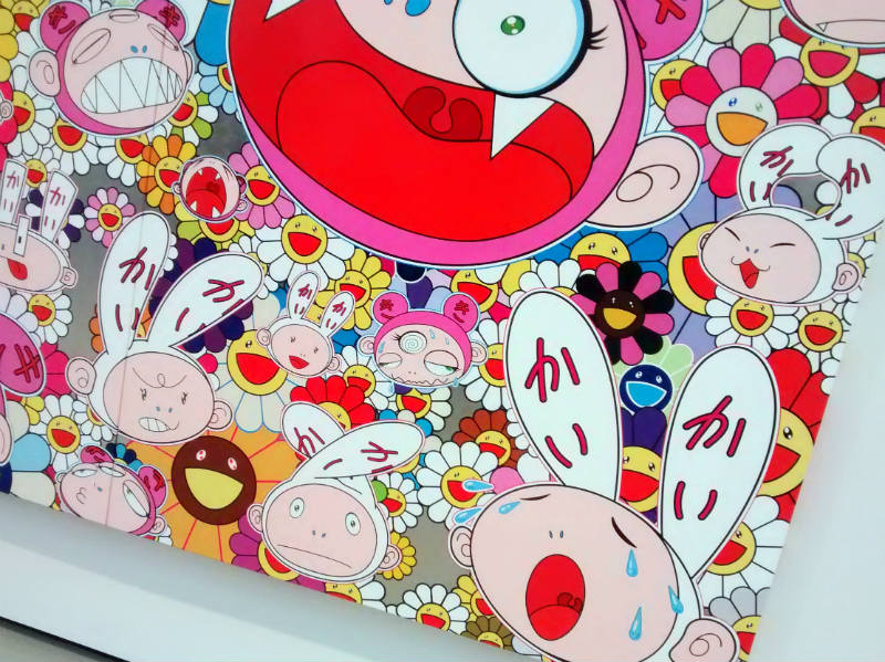 Murakami detail re