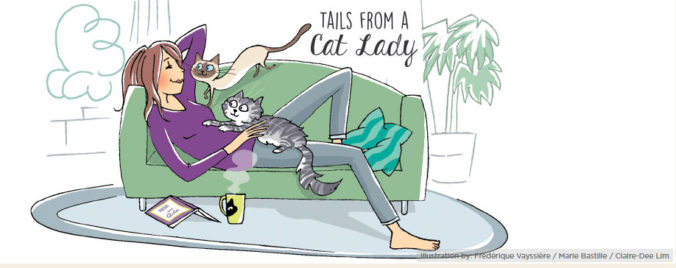 Tails From A Cat Lady   Fur the Love of Pets   Blog from Nutrish